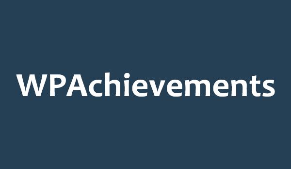 WP Achievements Integration